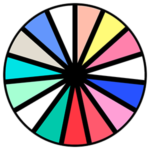 @vinberdon's Kickstarter backer wheel